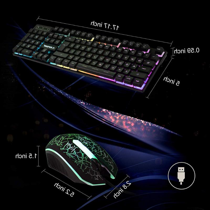 Fortnite Keyboard Mouse Set Adapter For Ps4 Ps3 Xbox One And