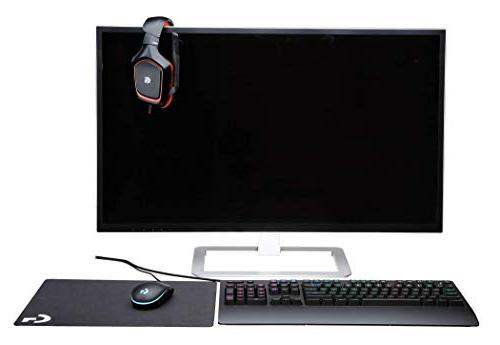 Logitech G Gear Gaming Gaming Mouse, Mouse Pad,