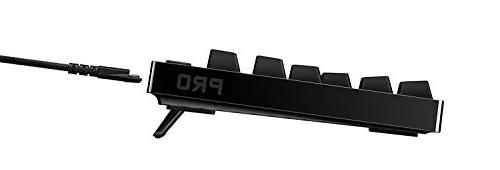 Logitech G Gaming Keyboard, 16.8 Million Colors RGB Micro Cable