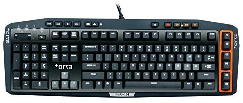 g710 mechanical gaming keyboard