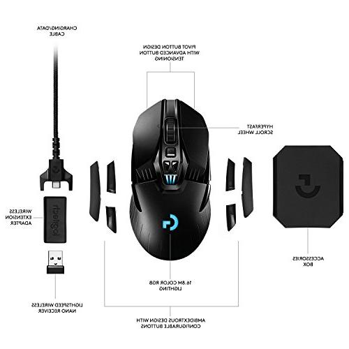 Mouse with POWERPLAY Charging