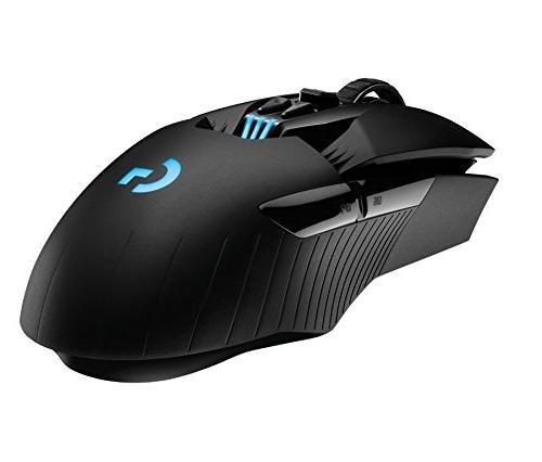 Logitech LIGHTSPEED Mouse with POWERPLAY Charging Compatibility