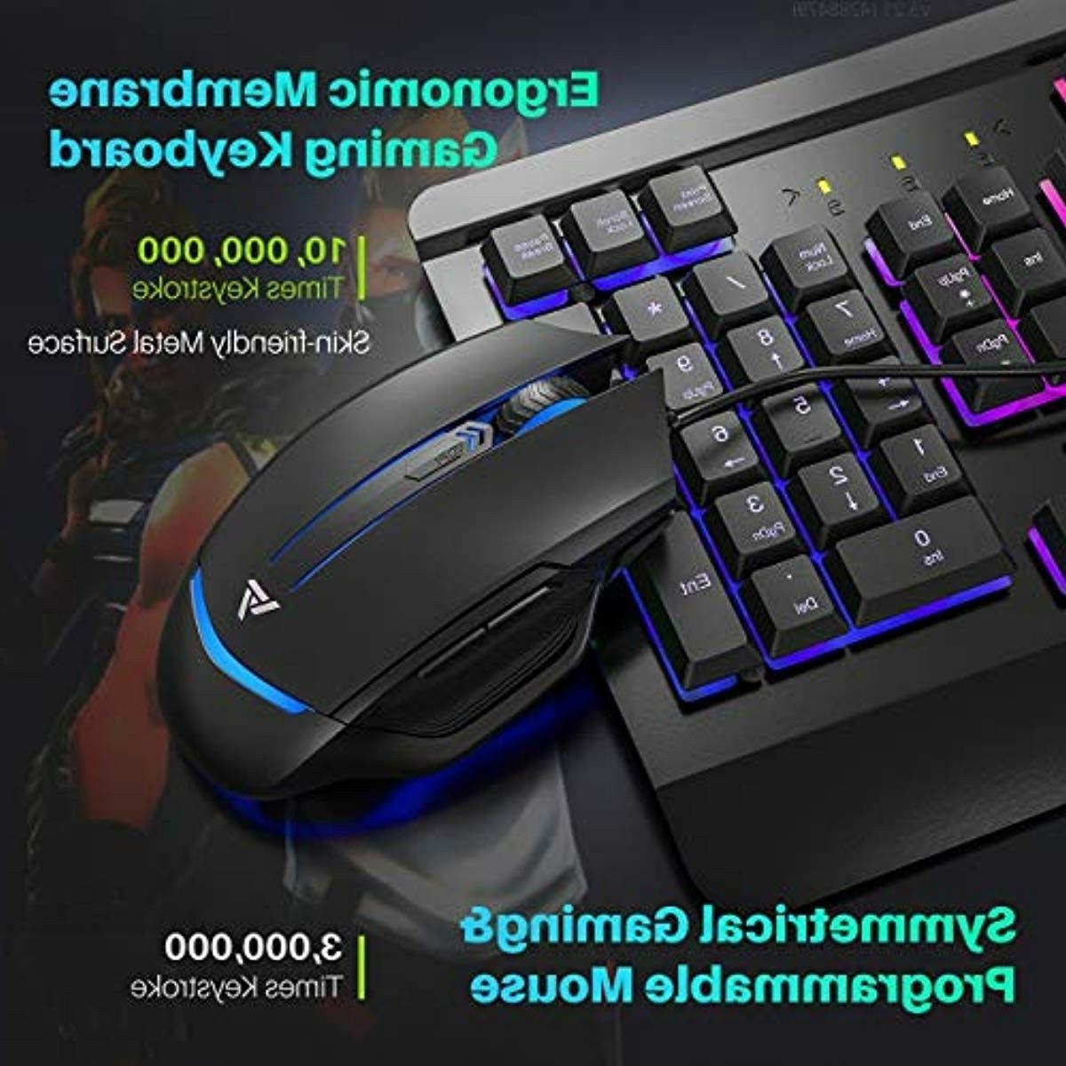 Gaming and Combo,Ultra-Slim,LED PC