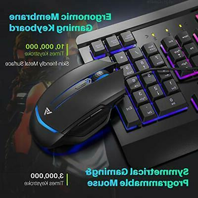 Gaming Keyboard and Combo,
