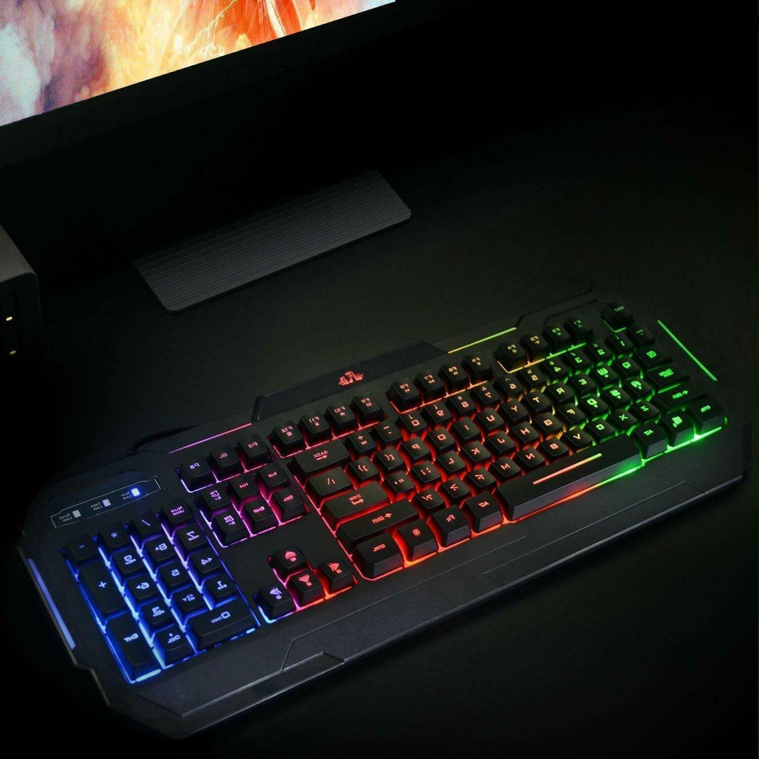 Gaming Mechanical LED