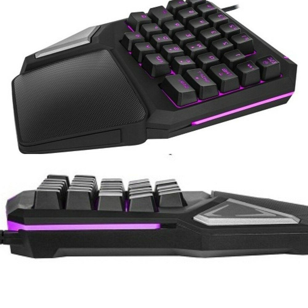 gaming keyboard t9 pro wired professional adjustable