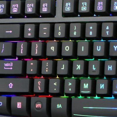 Keyboard Set One Xbox Gaming