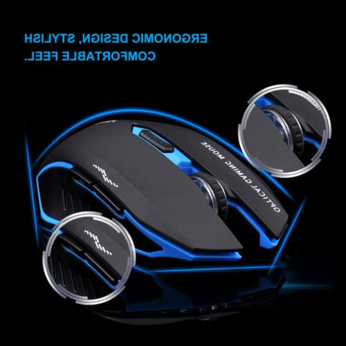 Gaming Wireless and for Computer PC Multimedia Gamer
