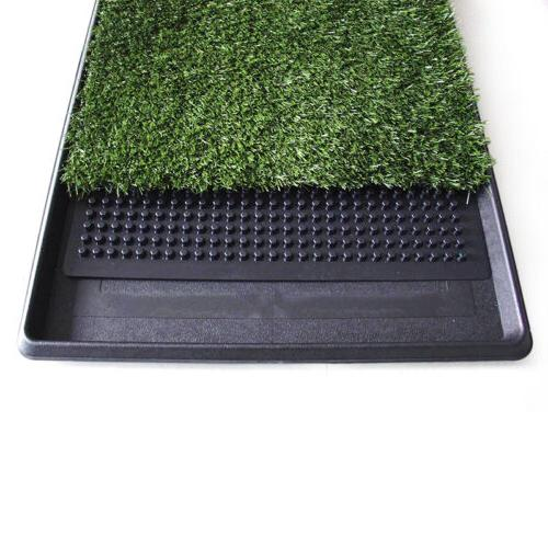 Professional Indoor Potty Training Grass Surface Pet Park