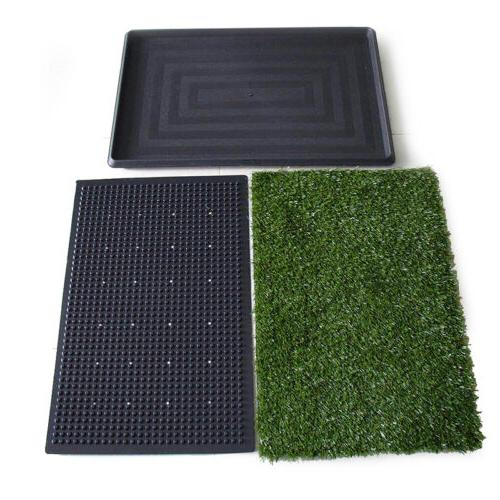 Professional Indoor Dog Potty Toilet Grass Surface Mat