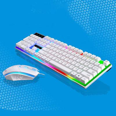 Keyboard Set Adapter For PS4*PS3 And 360 Gaming LED Combo