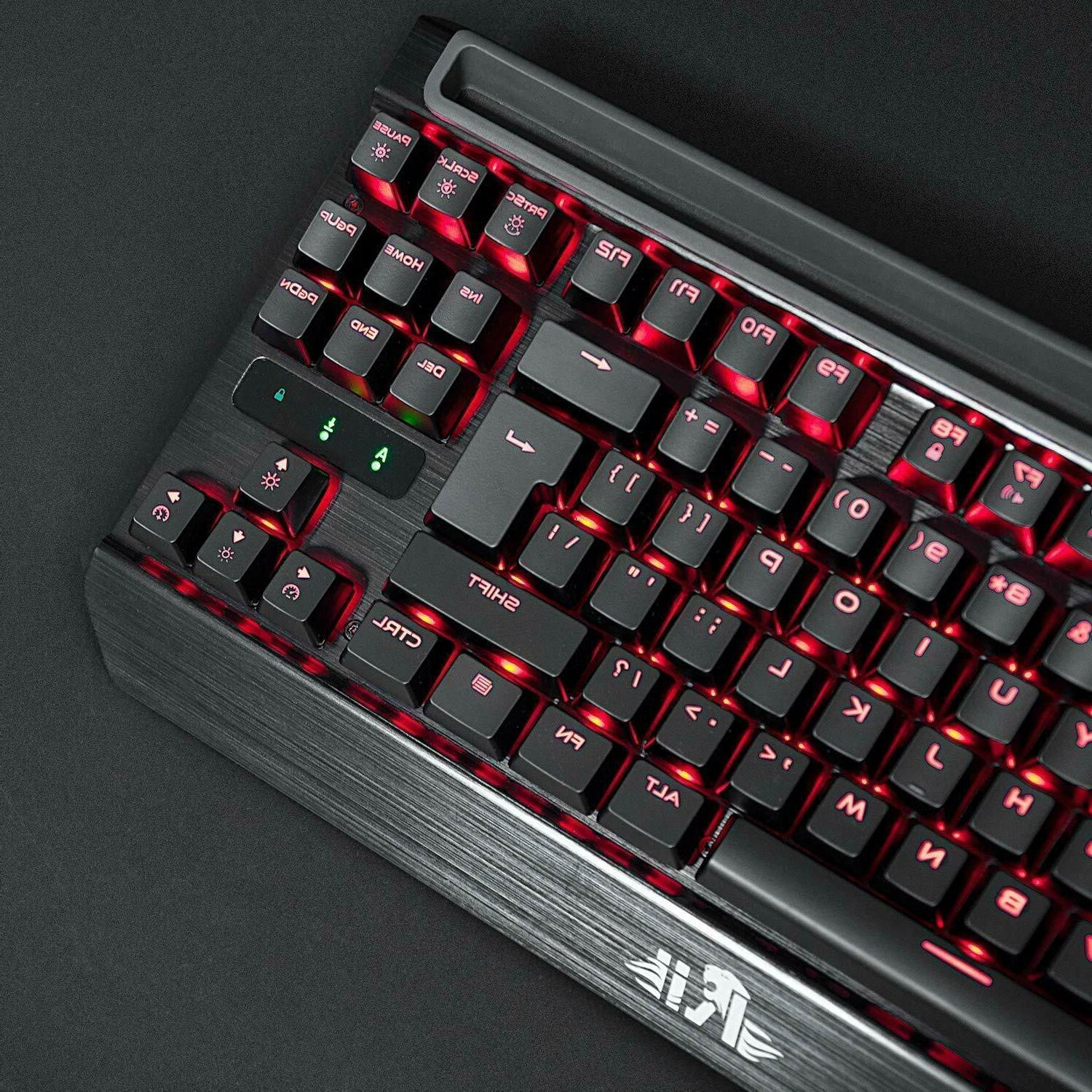Rii Keyboard, K63C USB Gaming