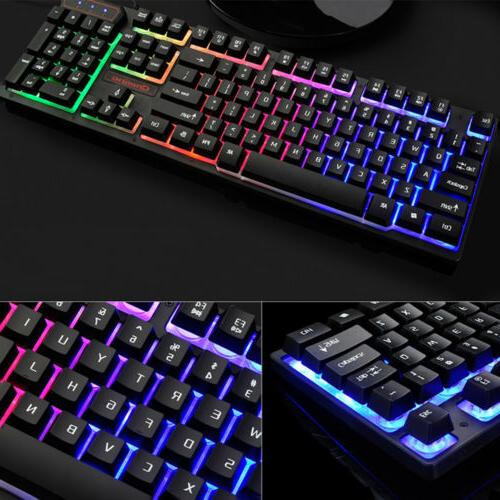 Mouse Mechanical Breathable PC