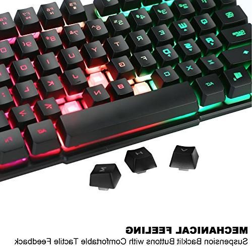 USB Wired Gaming and for Working Game