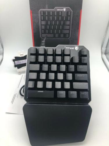 NEW SADES Mechanical Gaming Keyboard TS-35