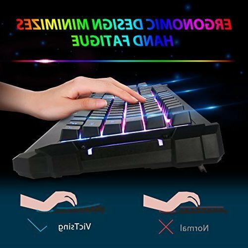 nEW Wired Gaming Keyboard,