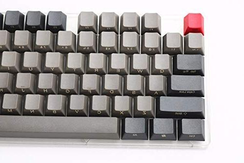 PBT Set Side/Front Print Cherry MX with Keycaps 87/104/108 Mechanical Keyboard