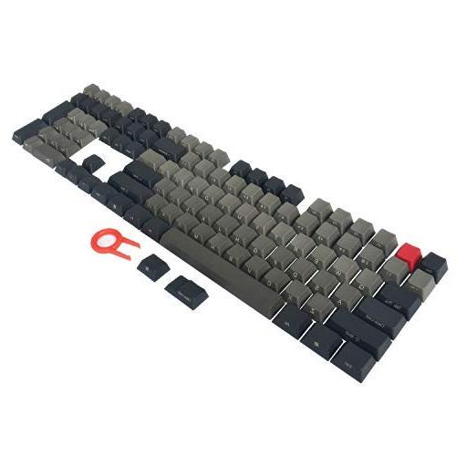Set Side/Front Cherry MX Key with 87/104/108 MX Switches Mechanical
