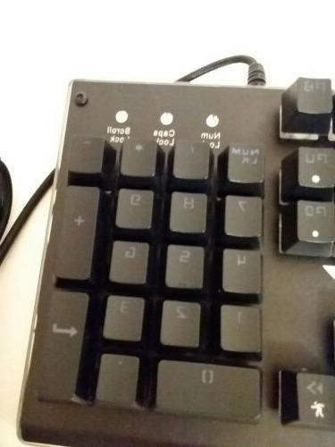 HAVIT GAMING KEYBOARD