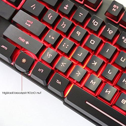 LED USB Wired For working or gaming