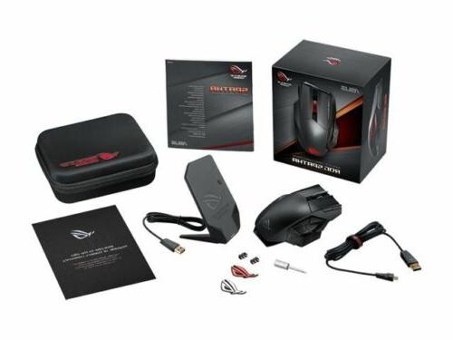 ASUS wireless/wired gaming mouse