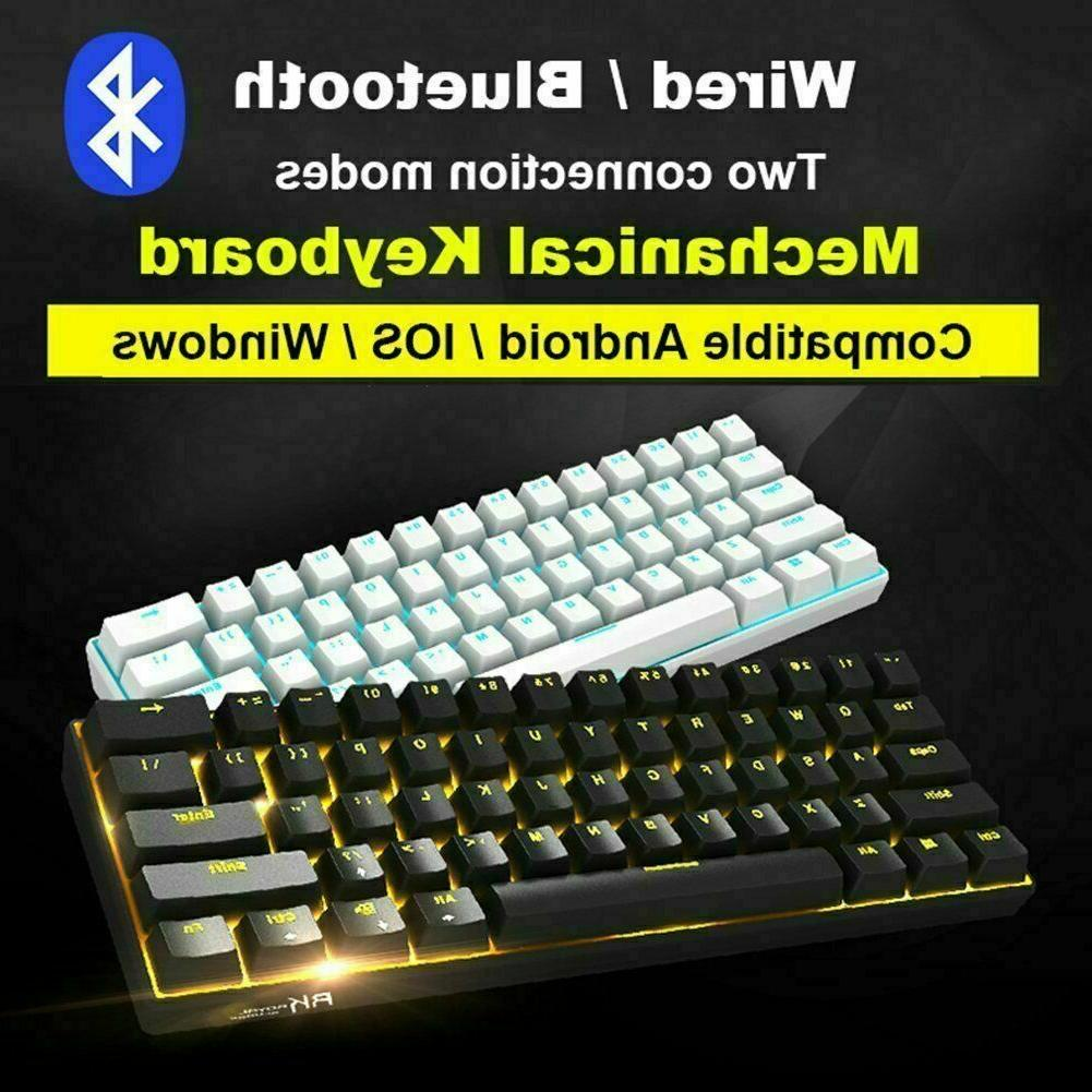 US RK61 Wired Gaming