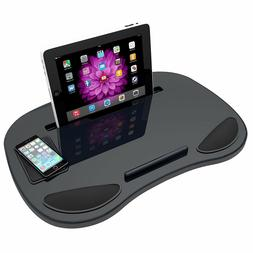 Portable Laptop Table Tray Lap Desk Notebook Bed Tablet Pad