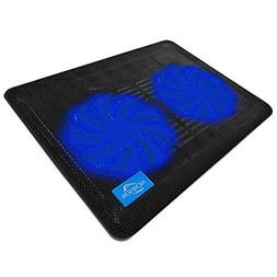 Laptop Cooler, Stands Aicheson Ultra Slim Laptop Cooling Pad
