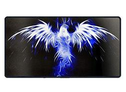 Magic Eagle Large Extended Gaming Mouse Pad Anti Slip Precis
