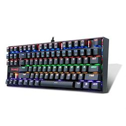Redragon K552-R Mechanical Gaming Keyboard 87 Keys Small Com