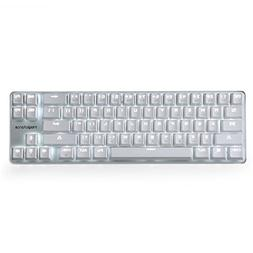 Qisan Mechanical Keyboard Gaming Keyboard GATERON Red Switch