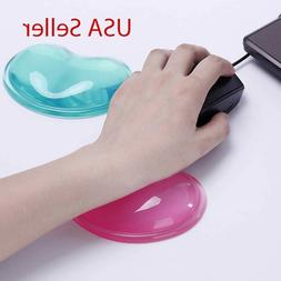 Mouse and Keyboard Gel Silicone Wristrest for Gaming PC Acce