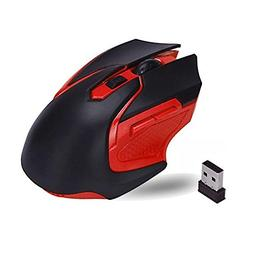 Mouse,Baomabao Gaming Mouse 2.4GHz Wireless Optical Mice For