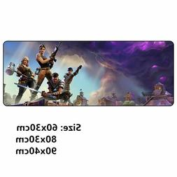 Mouse Pad Overlock Rubber L XL XXL gaming Pc Computer Keyboa