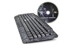 NEW - Mad Catz 104-Key USB Gaming / Combat Keyboard for PC w