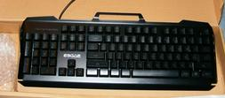 New Sades Blade Mail II Backlit Gaming Keyboard w/Mouse Comb