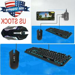 PUBG Mobile Phone Gaming Keyboard Mouse Adapter Converter Ho