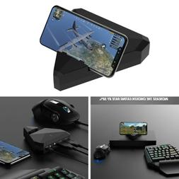 PUBG Mobile Phone Gaming Keyboard Mouse Bluetooth Adapter Fo