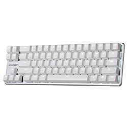 Qisan Gaming Keyboard Mechanical Wired Keyboard Cherry MX Br