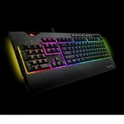 ASUS - ROG Strix Flare Wired Gaming Mechanical CHERRY MX Red