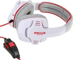 SADES SA-708 Stereo Gaming Headset with Microphone