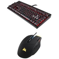 Corsair Strafe Mechanical Gaming Keyboard - Cherry MX Blue a
