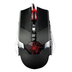 T50 Ultra-Core Optical Gaming Mouse with Light Strike  Optic