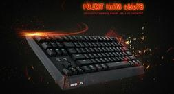 Velocifire TKL01 Tenkeyless Mechanical Gaming Keyboard LED B