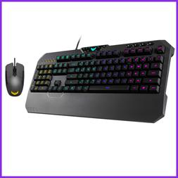 TUF Gaming Battle Box USB Keyboard Mouse Set Featuring A 620