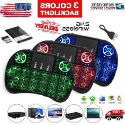 usb mini wireless keyboard android smart tv laptop mechanica
