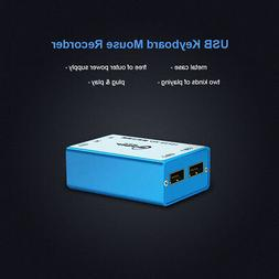 USB Port USB Keyboard Mouse Recorder Automatic Player for PC