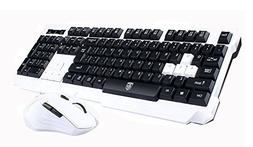 UniFire V60 Waterproof 2.4G Wireless Gaming Keyboard with Mo