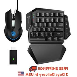 GameSir VX Wireless Keyboard And Mouse Adapter For Gaming- X