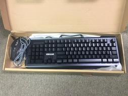 Wired Gaming Keyboard and Mouse Combo SADE